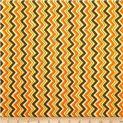 Moda Hello Fall Chevron Wheat