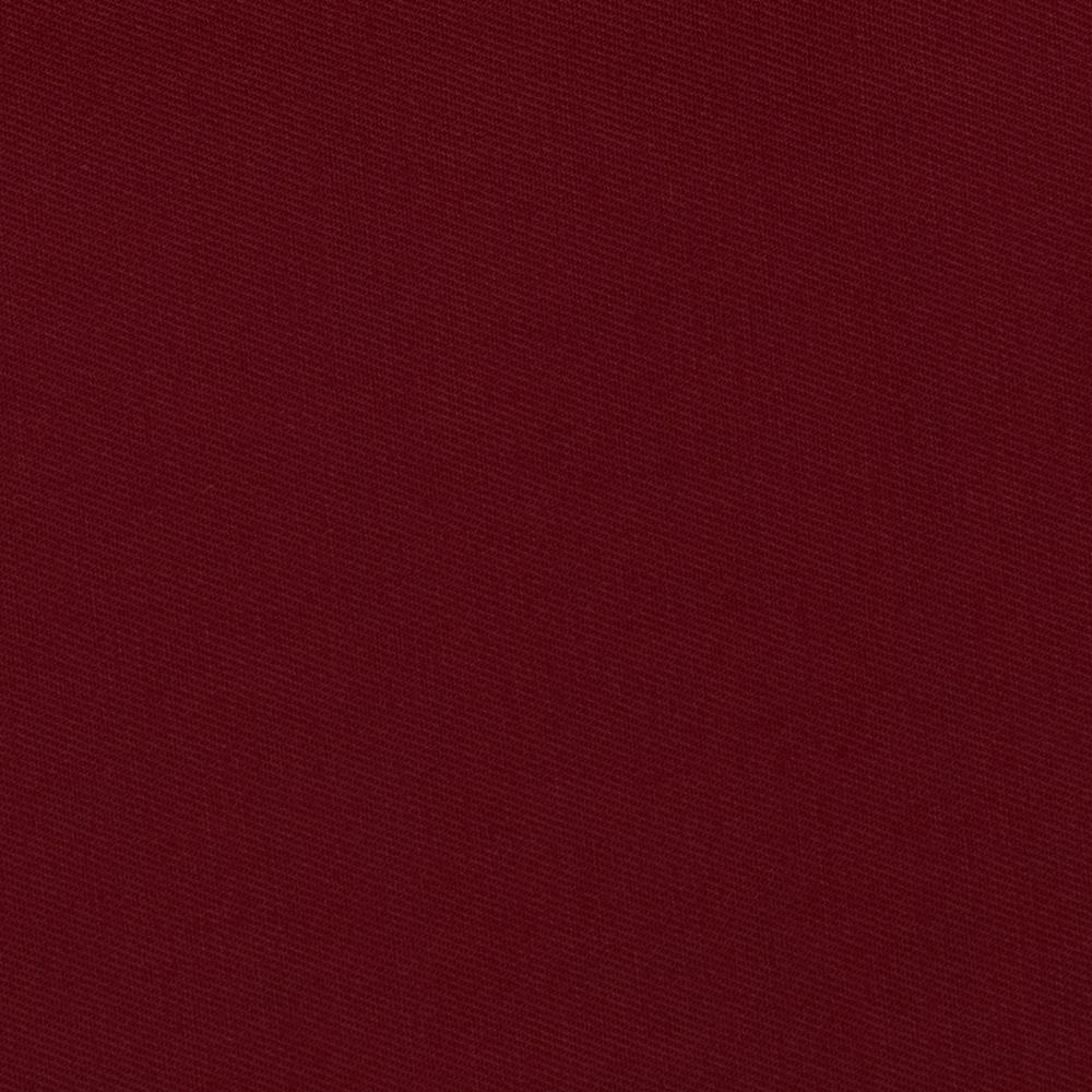 Poly/Cotton Twill Dubnet Burgundy