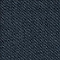 Stretch 6.5 oz Cotton Blend Denim Blue Fabric