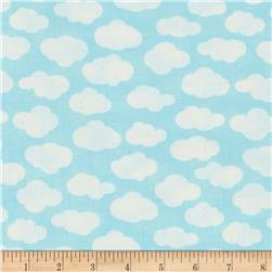 Sanyo Clouds Turquoise