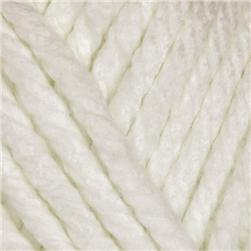 Lion Brand Hometown USA Yarn (100) New York White