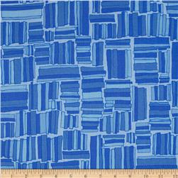 Valori Wells Blueprint Basics Mod Plaid Chinese Blue