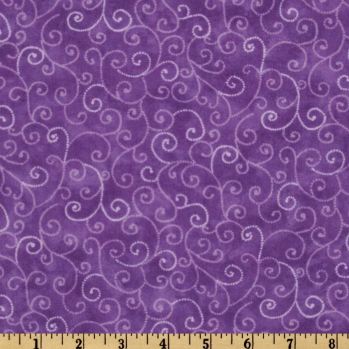 Moda Marble Swirls (9908-19) Key West Purple