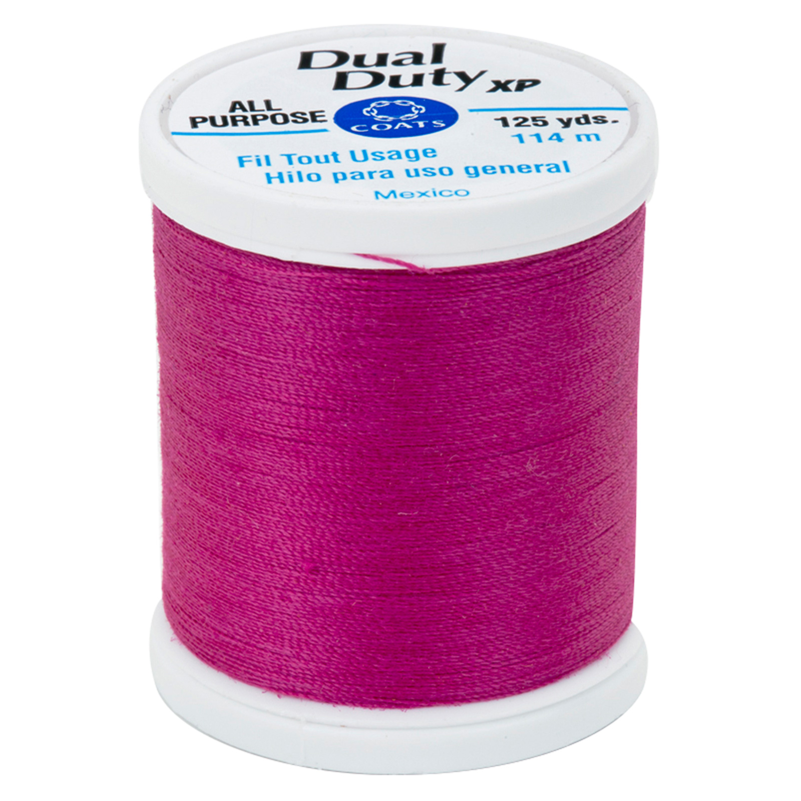 Coats & Clark Dual Duty XP 125yd Red