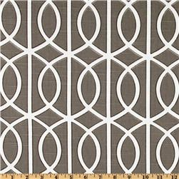 Dwell Studio Bella Porte Slub Brindle Fabric