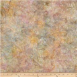 Artisan Batiks Painterly Palette 2 Geo Ladders Sweet