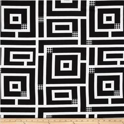 Kanvas Tiffany Collection Reflections Squared Black