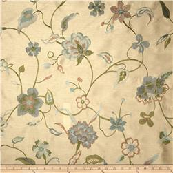 Jaclyn Smith Embroidered Baldino Mist