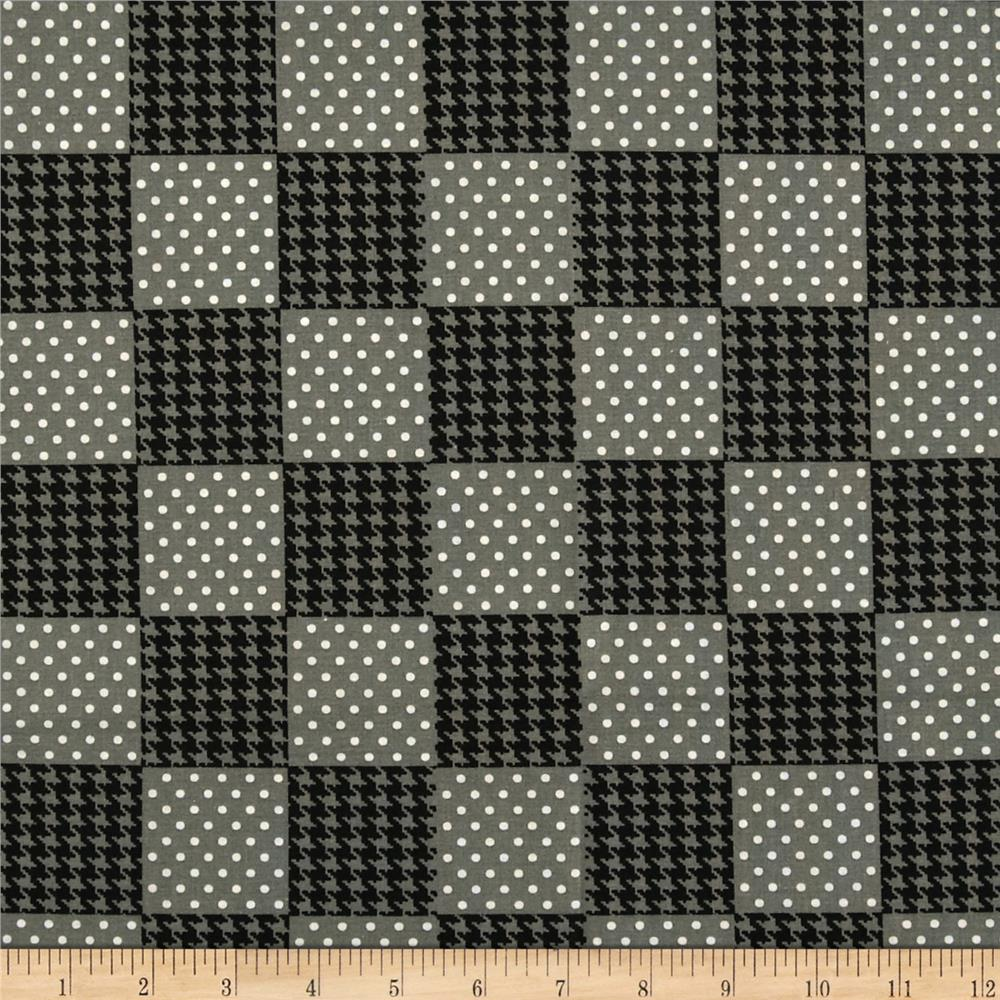 Spotlight Patchwork Grey