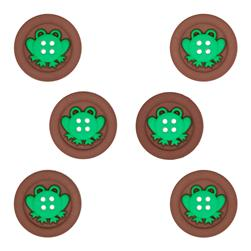 Dress It Up Embellishment Buttons  Sew Fun Style 4