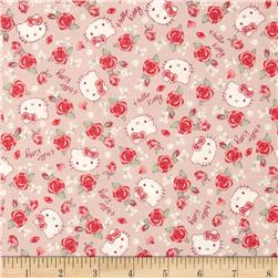 Hello Kitty Roses Pink/Red