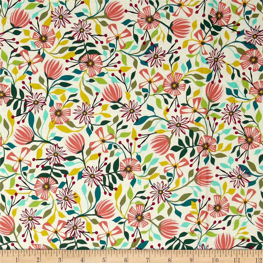 Garden Party Tango Small Floral Multi