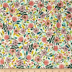 Garden Party Tango Small Floral Multi Fabric