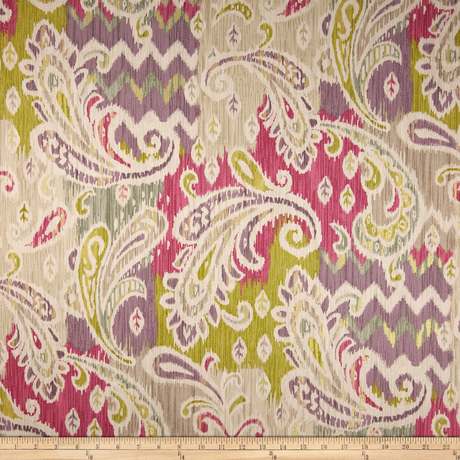 Waverly Moonlit Medallion Twill Passion Discount