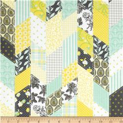 Riley Blake Sew Charming Designer Cloth Mint