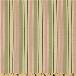 Marcus Brothers Stripe Pink/Cream
