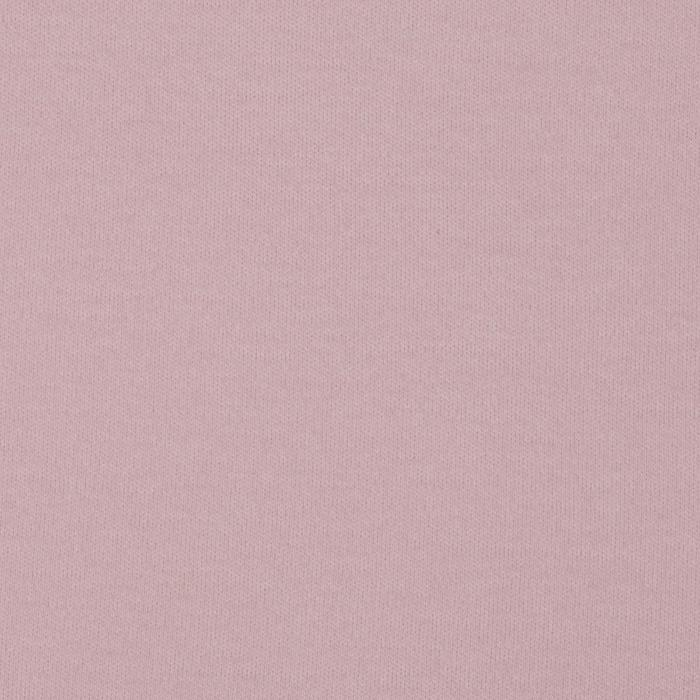 Organic Cotton Interlock Knit Baby Pink