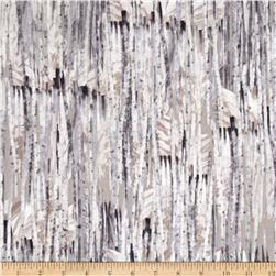 Kanvas Into the Woods Winter Birch Taupe