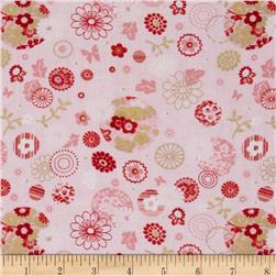Cherry Blossom Festival Blossom Circles Light Pink
