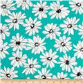 Paintbox Shadows Mini Daisy Aqua
