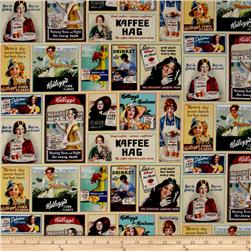 Kelloggs Vintage Ads Ladies Ads Patch Cream
