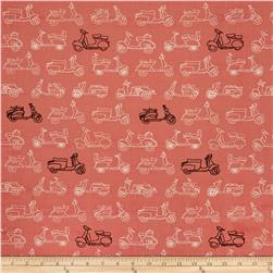 Birch Organic Trans Pacific Mopeds Coral