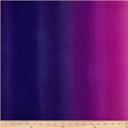 Essential Gradations Ombre Lapis/Fuchsia Fabric
