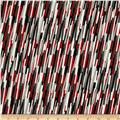 Kanvas Fowl Play Hay Sticks Red/Gray