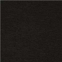 French Terry Solid Charcoal