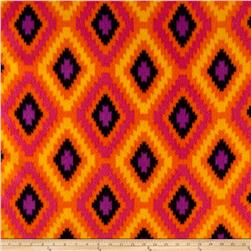 Aztec Fleece Rainbow