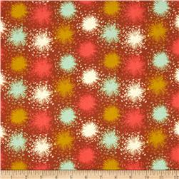 Cotton & Steel August Dandelion Bronze