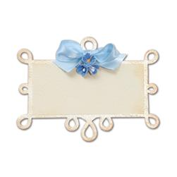Sizzix Bigz Die Frame Back, Ornate #6