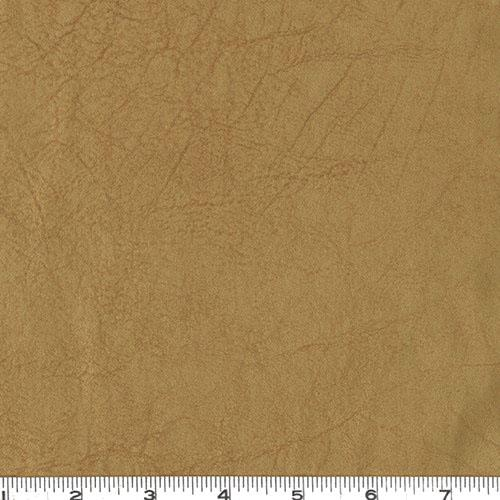 Faux Leather Fabric Grange Buckskin
