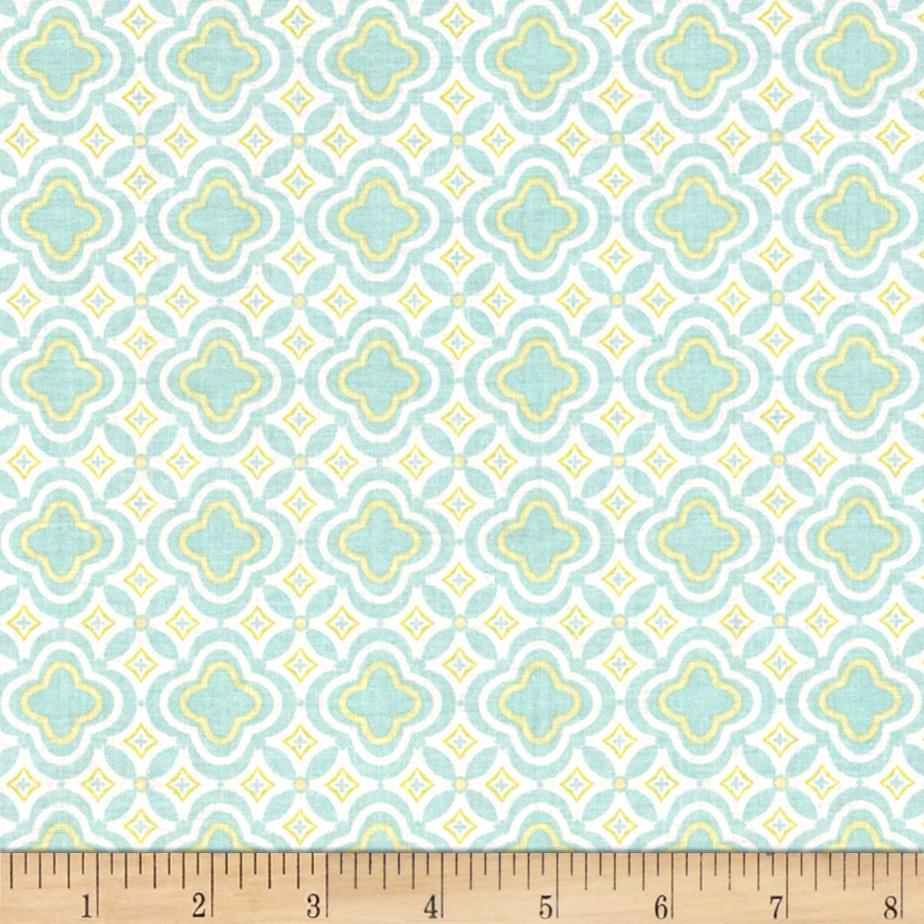 Riley Blake Kensington Wallpaper Blue