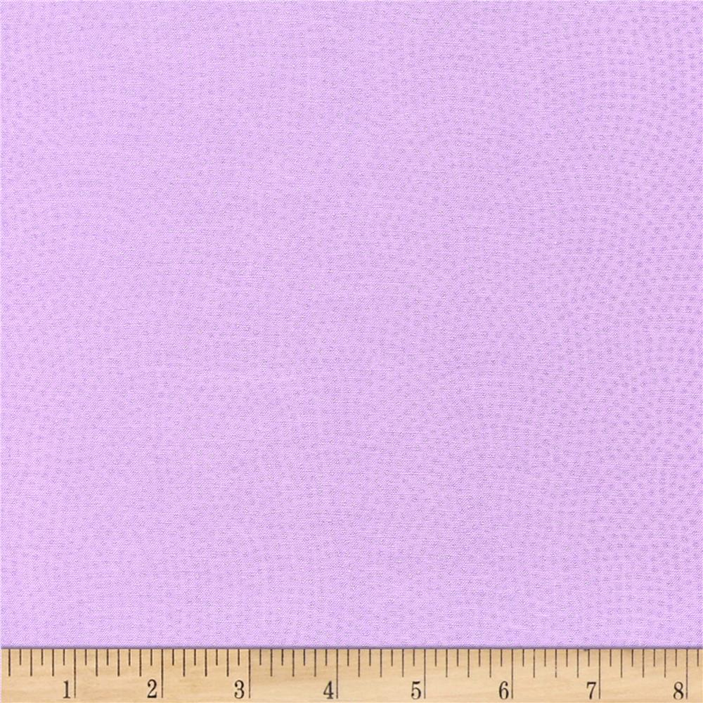 Timeless Treasures Dreaming in Pearle Dots Lilac
