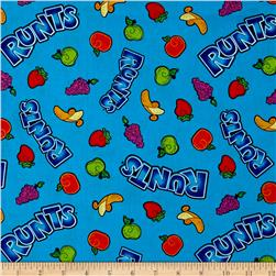 Nestle Sweets Runts Friends Toss Blue