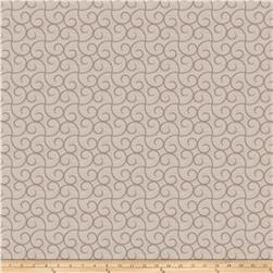 Trend 03617 Embroidered Shantung Taupe