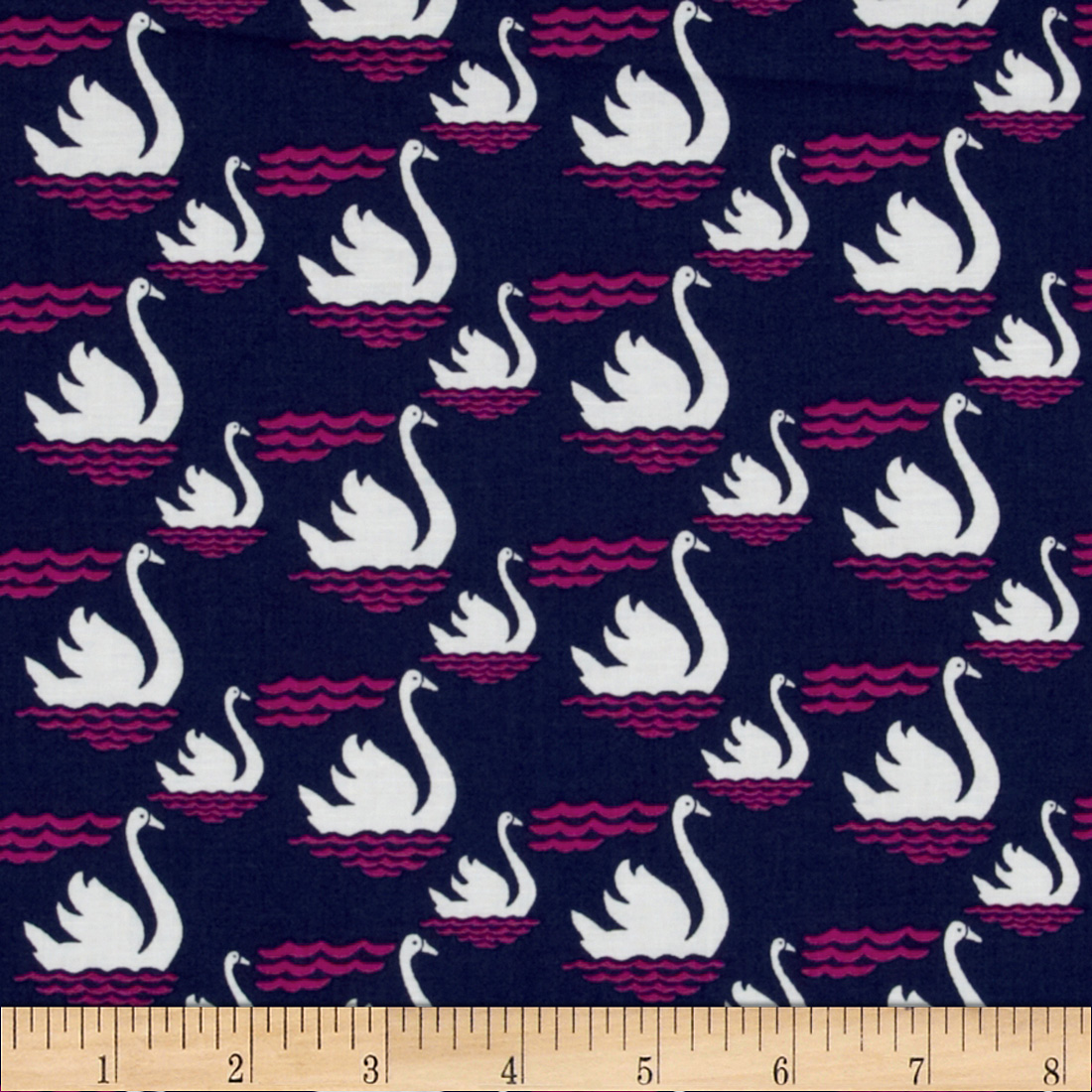 Michael Miller Midnite Gems Swan Dive Jewel Fabric