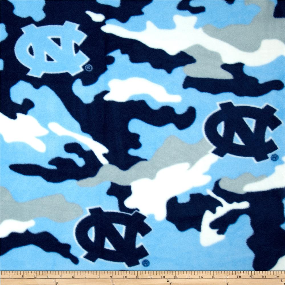 North Carolina Fleece Camo