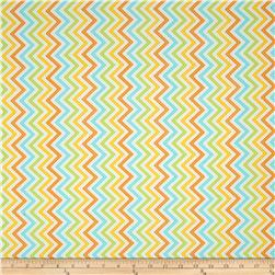 Moda Bump To Baby Chevron Sprouts