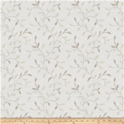 Fabricut Chesapeake Embroidered Linen