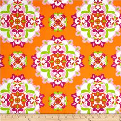 Kanvas Lilified Medley Orange/Pink