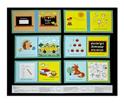 "School Rules! 35"" Book Panel"