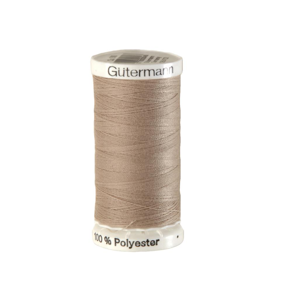 Gutermann Sew-all Polyester All Purpose Thread 250m/273yds Khaki