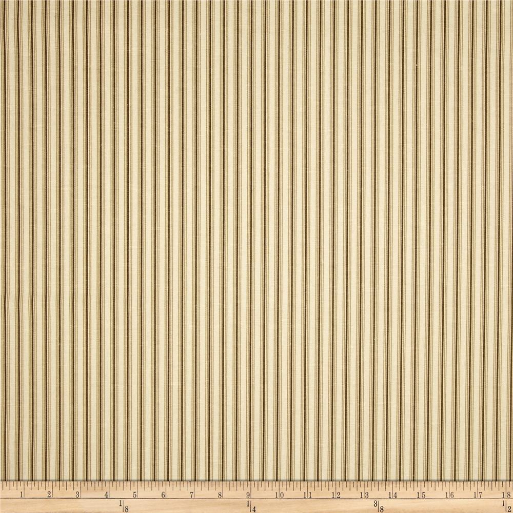 Magnolia Home Fashions Cottage Stripe Shadow