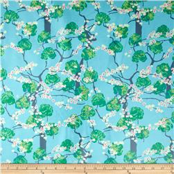 Amy Butler Alchemy Laminate Fairy Tale Sky Fabric