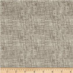 Riley Blake Knock on Wood Sketch Light Gray