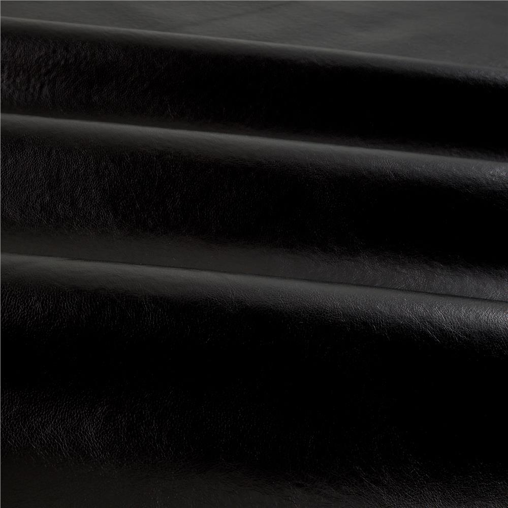 Black Leather Fabric Texture Faux Leather Buffalo B...