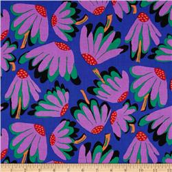 Kaffe Fassett Collective Lazy Daisy Dark