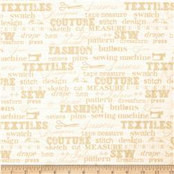 Sewing Studio Sewing Terms Natural